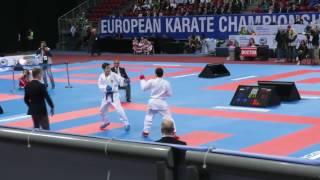 Final 44 EKF Bulgaria 2017 - I. Ogannisian (RUS) - A. Sereda (UKR)