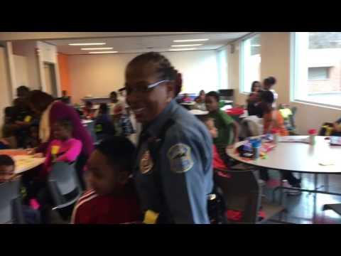 mannequin challenge Ferguson Police