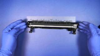 HOW TO REFILL HP CC388A 88A LaserJet P1007 P1008