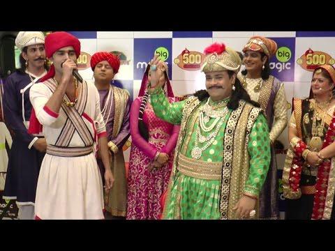 Kiku Sharda Funny Comedy At Akbar Birbal 500 Episodes Celebration