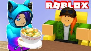 BUILDING MY OWN RESTAURANT! Roblox Restaurant Tycoon