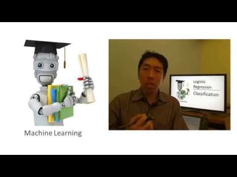 Lecture 6.1 — Logistic Regression   Classification — — [ Machine Learning   Andrew Ng]