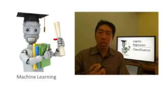Lecture 6.1 — Logistic Regression | Classification — — [ Machine Learning | Andrew Ng]