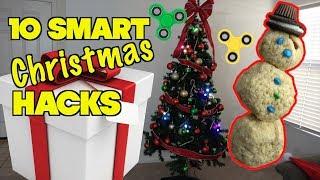 10 Smart Life Hacks That Will Save Christmas This Year - XMAS HACKS   Nextraker