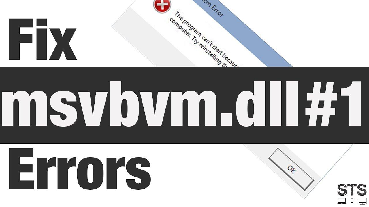 Msvbvm50