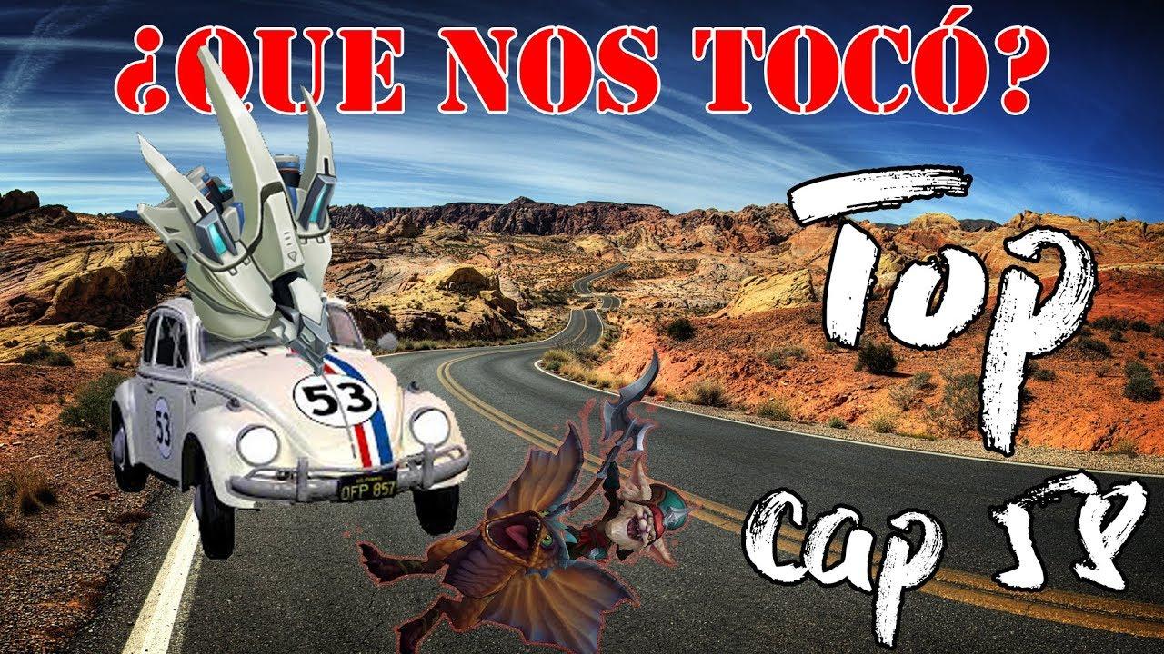 """Herbie A Toda Marcha: Herbie Malphite """"A Toda Marcha"""