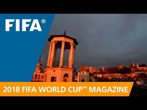 Full Episode #9 - 2018 FIFA World Cup Russia Magazine