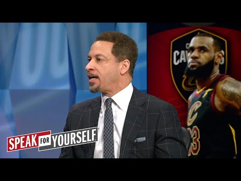 Chris Broussard on Cleveland's big moves at the 2018 NBA trade deadline  | SPEAK FOR YOURSELF