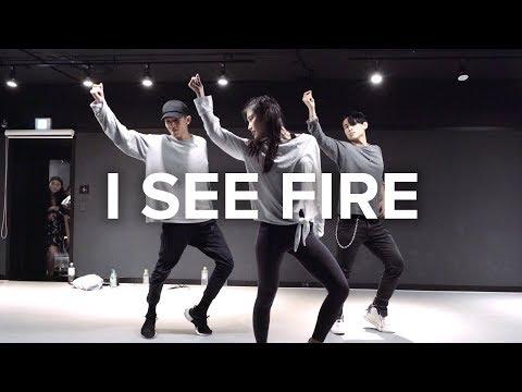 I See Fire  - Addal(Feat. Jasmine Thompson) / Ara Cho Choreography