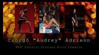 Audrey - World Champion Born