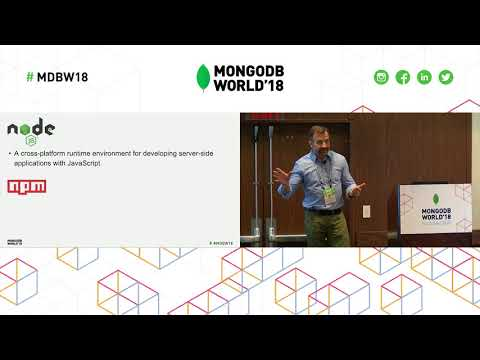 Tutorial - MongoDB & NodeJS: Zero to Hero in 80 Minutes