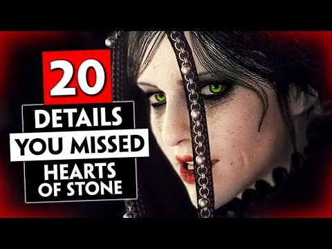 20 Details You Probably Missed In Hearts Of Stone | THE WITCHER 3