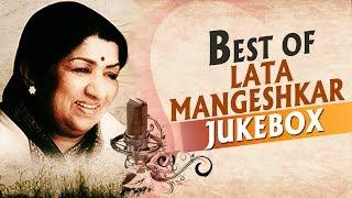 Best of Lata Mangeshkar - Vol. 8 | Aa Jane Jaan | HD Video Songs Jukebox
