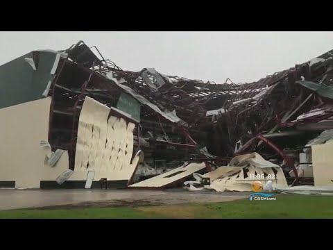 Damage From Hurricane Michael Evident Across Northern Florida