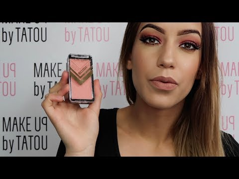 L.A. GIRL JUST BLUSHING SWATCHES - MAKE UP BY TATOU