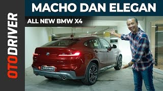 BMW X4 2019 Indonesia | First Impression | OtoDriver