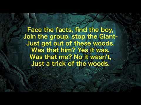 Into The Woods - Moments In The Woods Lyrics - MetroLyrics
