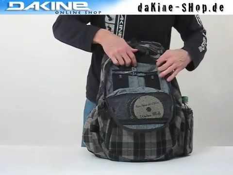 Dakine Patrol Rucksack - YouTube