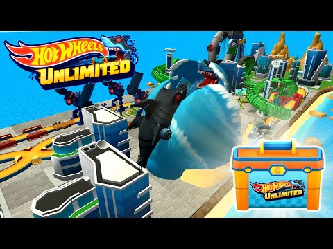 Hot Wheels Unlimited Racing New Unlocked #18