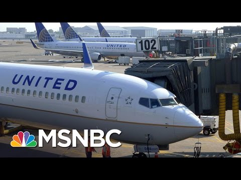Settlement Reached Between United And Dragged Passenger David Dao | MSNBC