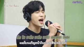 [KARAOKE/THAISUB] KissTheRadio JJ Project - Tomorrow, Today (내일, 오늘)