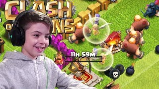 BARBARIAN KING LEVEL 3 - Clash of Clans