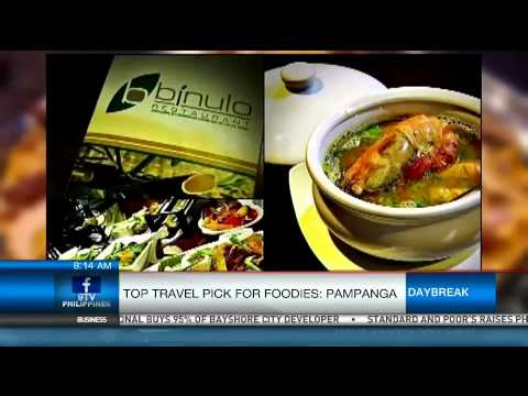 Travel Pick: Top Travel Destination For Foodies: Pampanga