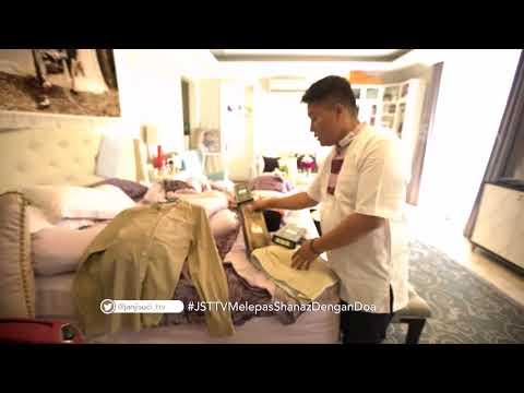 JANJI SUCI - Raffi Telat Tiba Dirumah Saat Pengajian Shanaz Jelang Pernikahan (15/4/18) Part 1