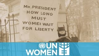 The Journey of Women's Rights: 1911-2015