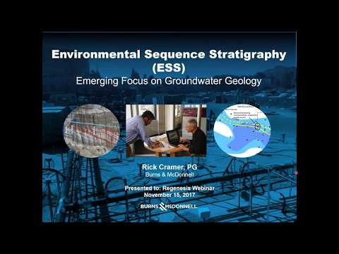 Rick Cramer of Burns & McDonnell Explains Environmental Sequence Stratigraphy (ESS)