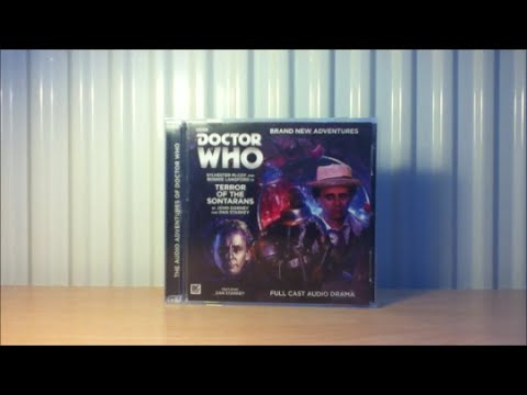 Doctor Who CD Review: Terror of the Sontarans