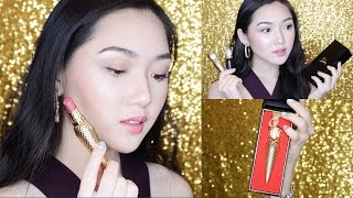 SWATCH & REVIEW: Christian Louboutin Lipsticks | Chloe Nguyen