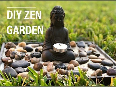 DIY Zen Garden Decoration