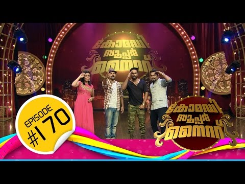 Comedy Super Nite with Vinay Forrt And Sanju Sivaram│വിനയ് ഫോർട്ട് & സഞ്ജു ശിവറാം│CSN  #170
