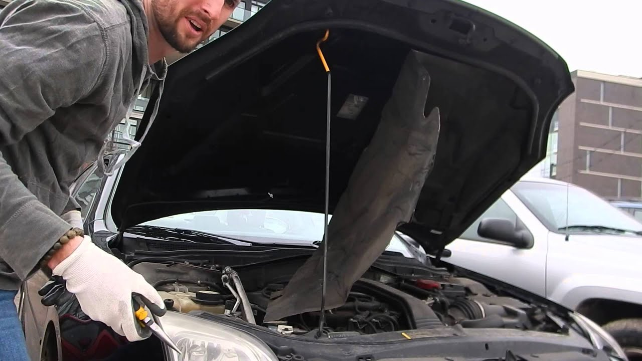 Ford Fusion Washer Fluid Line Fix