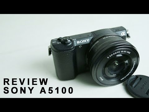 Review Sony A5100 Indonesia