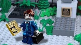 Лего Зомби Апокалипсис 🔵 Остаться в Живых  ( Часть 2)