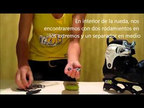 Hướng dẫn patin - Cách tháo lắp giày