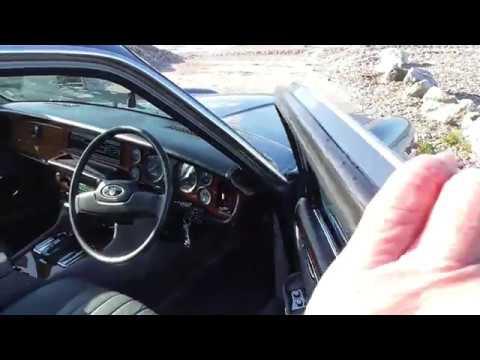 1986 Jaguar XJ6 Series 3 Sovereign 4.2 UK Car