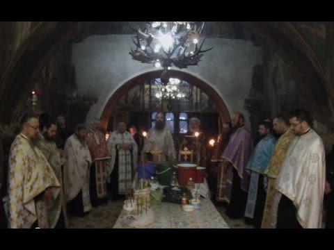 Sf Maslu la biserica Sf Gheorghe, Petru Vodă. dec 2014