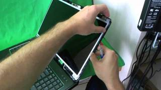 Dell Inspiron N7110 Laptop Screen Replacement Procedure