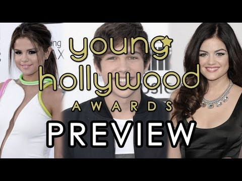 2013 Young Hollywood Awards Preview - Selena Gomez, Austin Mahone, Lucy Hale