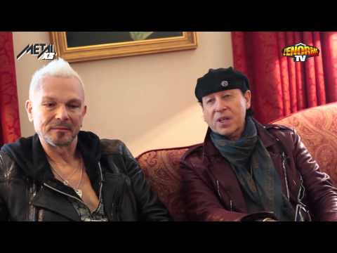 SCORPIONS INTERVIEW by METALXS