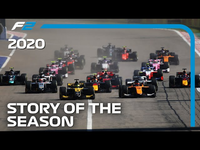 Formula 2: 2020 Season Highlights