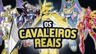 Os Cavaleiros Reais de Digimon