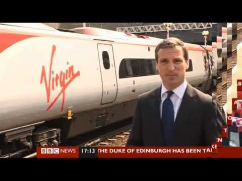 Virgin Trains loses West Coast Mainline franchise to First Group