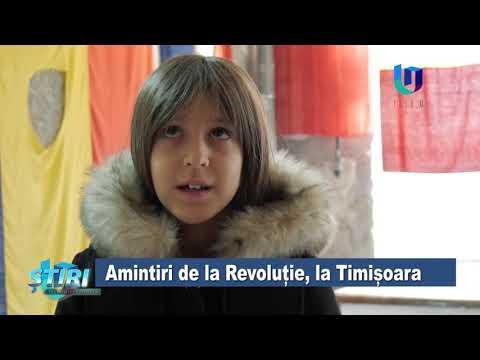 TeleU: Studenții martiri, omagiați la Timișoara