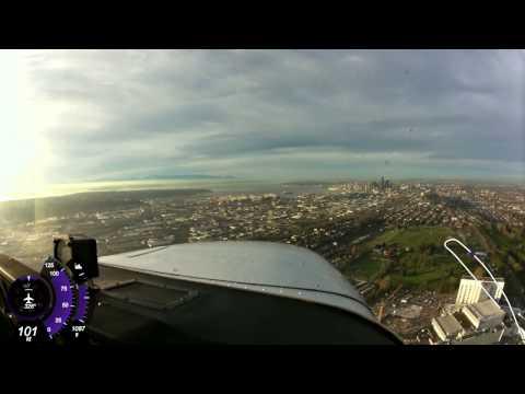 2015 01 25 Landing At Boeing Field