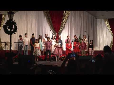 Coral Park Christian Academy christmas concert 2019