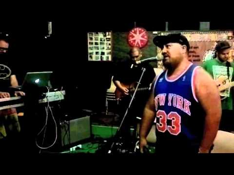 """Boh Runga, Che-Fu and The Kratez Rehearse """"For a while"""""""